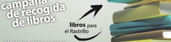 Campaña de recogida de libros