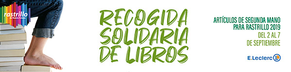 Imagen de la noticia Campaña de recogida de libros