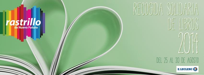 Imagen de la noticia Campaña de recogida de libros usados