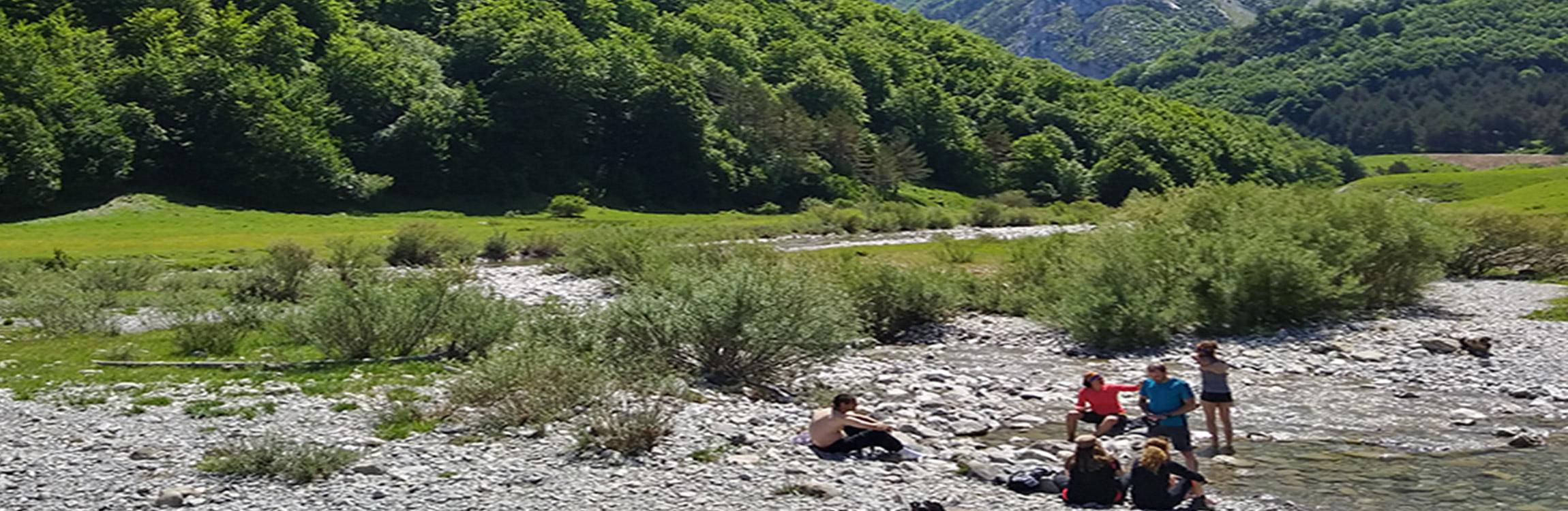 Imagen de la noticia Intercambio juvenil en Pirineos Atlánticos