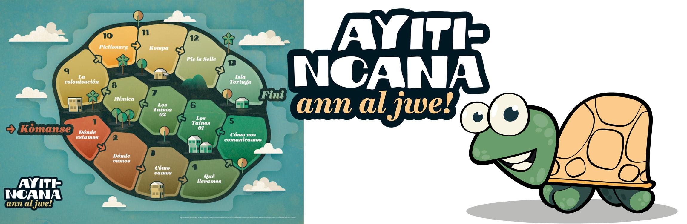 Imagen de la noticia Poniendo en marcha Ayitincana