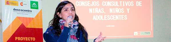 Imagen de la noticia La infancia opina en Perú