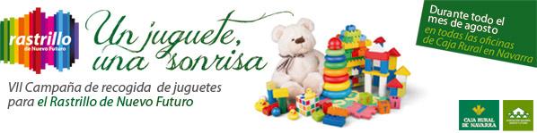 Imagen de la noticia Recogida de juguetes usados
