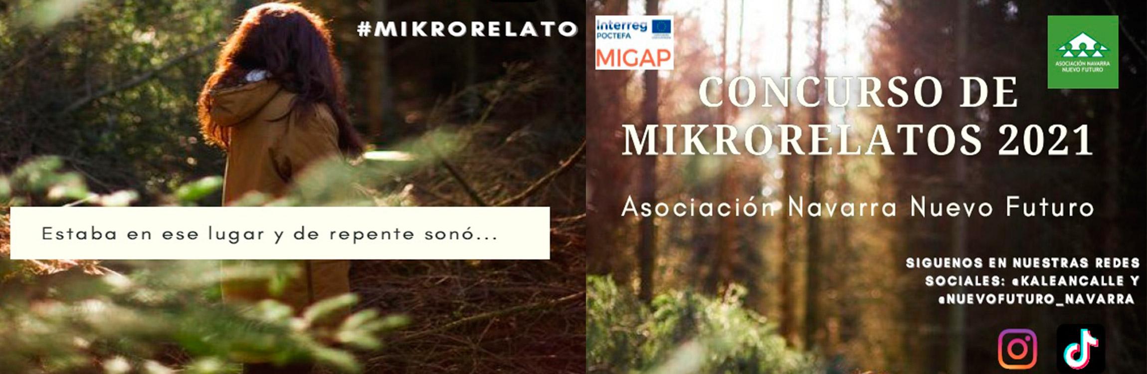 Imagen de la noticia Mikrorelatos