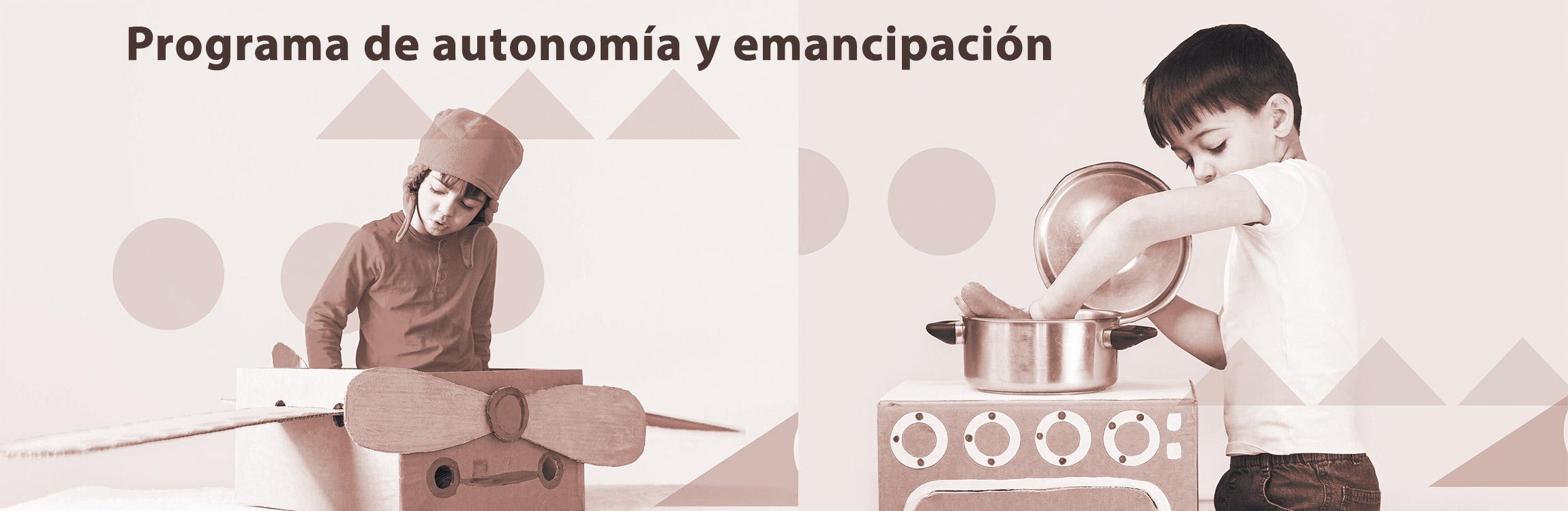 Imagen de la noticia Programa de autonomía y emancipación