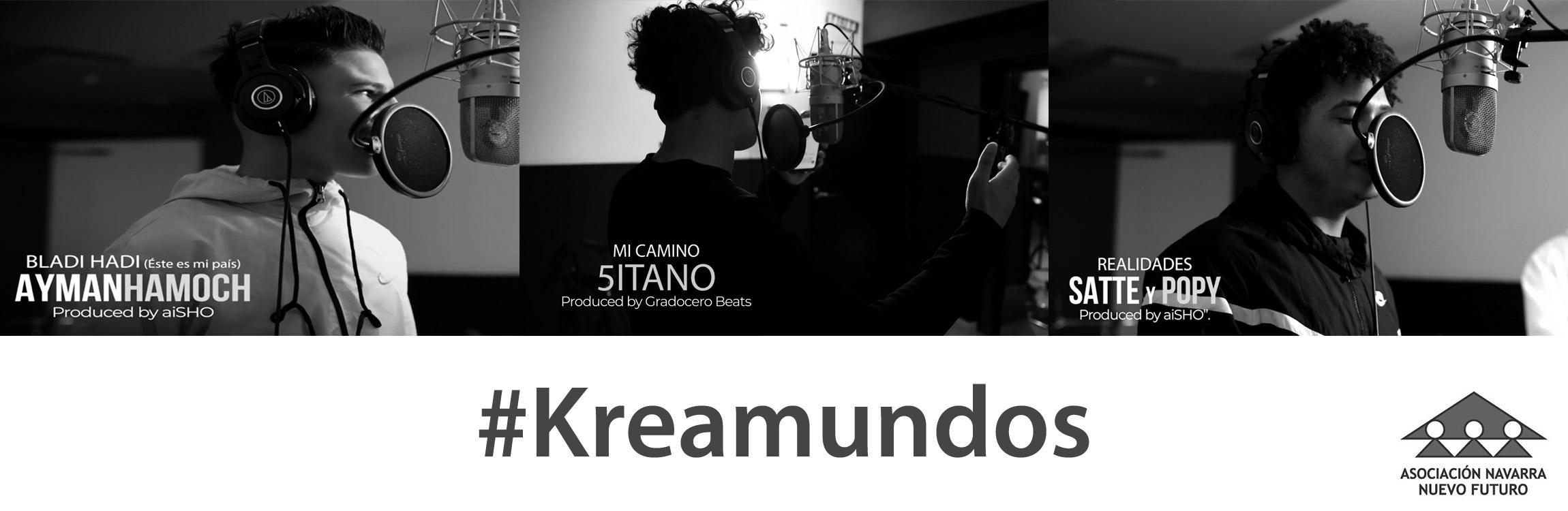 Imagen de la noticia #Kreamundos